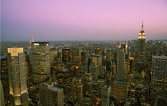 Manhattan Is One Of The Five Boroughs Of New York City, Located Primarily On Manhattan Island.