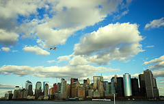 Manhattan Is A Major Commercial, Financial, And Cultural Center Of Both The U.s And The World