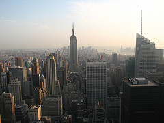 Manhattan Is One Of The Wealthiest And Most Populated Areas In The United States.