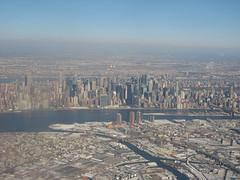 Astonishing Aerial View of Midtown Manhattan