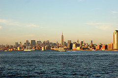 Skyline Longs For The Twin Towers- A Phenomenal View Of Midtown Manhattan