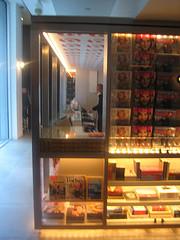 A Magazine Stand In Midtown Manhattan