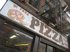 A Pizza Shop In Midwood Brooklyn