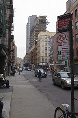 Nolita, It Lies East Of Soho, South Of Noho, West Of The Lower East Side, And North Of Little Italy