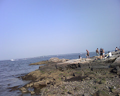 Pelham Bay, It Is A Sound, Not A Bay, Since It Is Open To Larger Bodies Of Water At Both Ends
