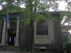 A Building In Port Richmond, Staten Island
