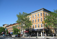 Prospect Heights The Northwest Of The New York City Borough Of Brooklyn