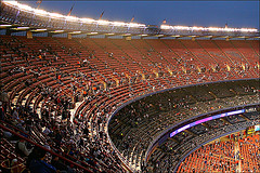 Shea Stadium: Former Home Of The New York Mets