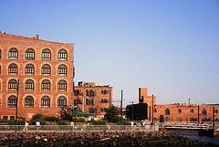 Red Hook, It Is Named For The Red Clay Soil And The Point Of Land Projecting Into The East River