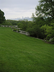 Wave Hill Is A 28 Acres (11 Ha) Estate, Consisting Of Public Gardens And A Cultural Center, In New York City.