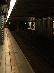 Roosevelt Island Platform, F Line (new York, Ny)