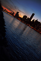 You Cannot Get A Better Picture Of New York From Roosevelt Island.
