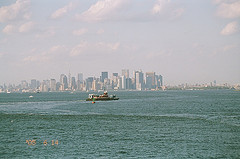 Take In The Whole City Here From Staten Island.