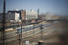 Used By Amtrak And New Jersey Transit Here Is The Sunnyside Yard.