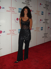 At The Tribeca Film Festival, All The Celebrities Come Out.
