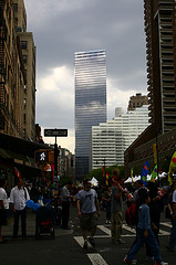 Tribeca, Short For Triangle Below Canal Street, In Lower Manhattan, Known For Its Residential Area