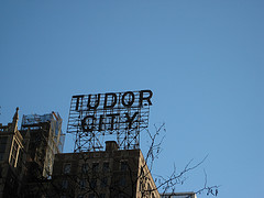 Tudor City Is An Apartment Complex Located On The East Side Of Manhattan In New York City.