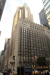 A Picture Of A Tall Building In Turtle Bay, Located On The East Side Of Midtown Manhattan