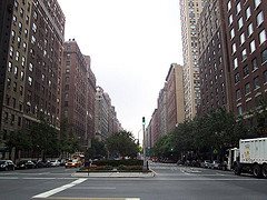 The Upper East Side Is Composed Of Many Famous Museums And Luxury Residential High-rises.
