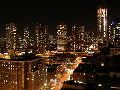 Here It Is, Uptown Manhattan, Alive At Night.