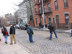 Getting Its Name From The Irish Rebellion Of 1798, Vinegar Hill Is A Favorite Place To Walk In Brooklyn.