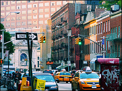 The West Village Is The Western Portion Of The Greenwich Village Neighborhood In The New York City
