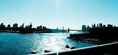 The Williamsburg Bridge Is A Suspension Bridge Designed By Leffert Lefferts Buck