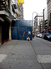 14th Street Marks The Southern Terminus Of Manhattan's Grid System