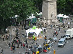 I Have Been Watching, With Wonder And Disbelief, The Beatification Of 2 Columbus Circle