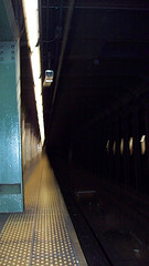 The 33rd Street Subway Station