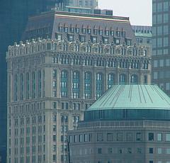 The Exterior Of 90 West Street In Lower Manhattan Designed By Cass Gilbert.