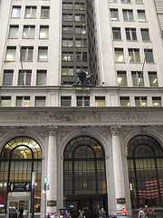 Neoclassical American Express Building On Broadway, Completed In 1917
