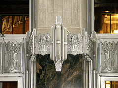 Architectural Detail From The 1932 American International Building
