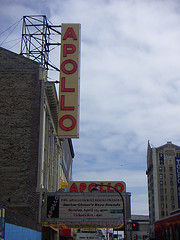 Stop By To Catch A Great Show Tonight At The Apollo Theater.