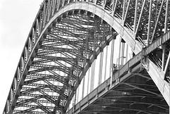 Bayonne Bridge, Construction On The Bridge Began In 1928, And Eventually Cost $13 Million