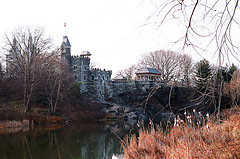 Many Will Enjoy Gazing At The Belvedere Castle Atop Vista Rock.
