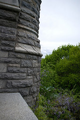 Up Close View Of Belvedere Castle