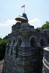 Belvedere Castle, Home Of Sesame Street's Count