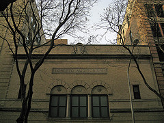The Loretto Auditorium Is Located At The Place Of Bleecker Street.