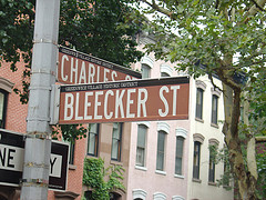 Bleecker Street Is A Famous Street In New York City's Manhattan Borough.