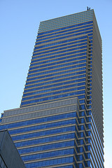 Many People Call The 54 Story Bloomberg Building Home.