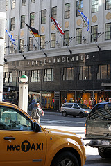 The Original Bloomingdale's At Lexington Avenue At 59th Street