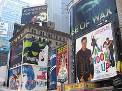 The Vast Array Of Musicals Available On Broadway(new York City).