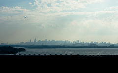 Bronx-Whitestone Bridge Is A Suspension Bridge In New York City That Crosses The East River