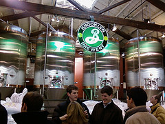 Brooklyn Brewery Is A Famous Brewery In Brooklyn Opened In 1987.