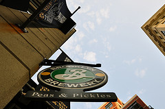 An Interesting Angle Of Brooklyn Brewery.