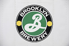 A Sign For Brooklyn Brewery.