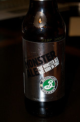 A Beer Served At The Brooklyn Brewery.