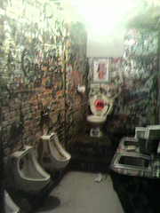 Even The Bathrooms At The Much Lauded CBGB's Will Be Missed