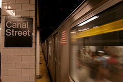Canal Street Is Located In Manhattan Which It Consists Of Four Separate Stations